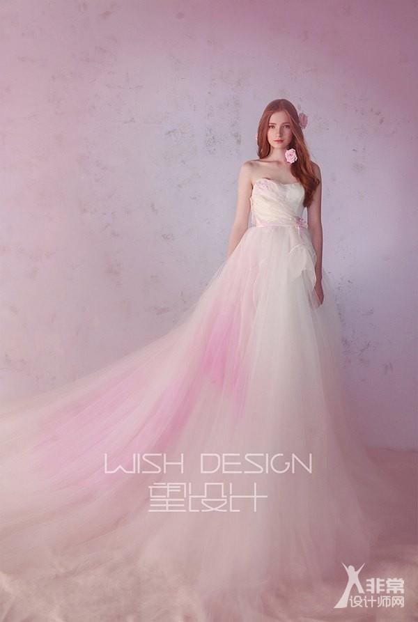 婚纱设计师兰奕:寻求最适合你的完美婚纱