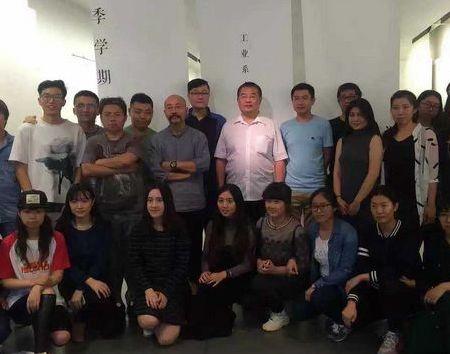 北京工业大学设计学院工业系家具班夏季学期汇报展