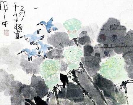 """让爱了不起-""""蝴蝶去哪了""""国际儿童艺术展-2015北京设计周"""