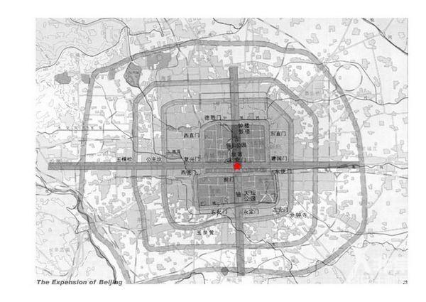《回眸京城》书评丨北京城市变迁:街道