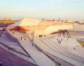 大运河2050文化驿站设计展丨2015北京国际设计周