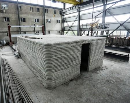 3D打印房屋| 2015北京国际设计周