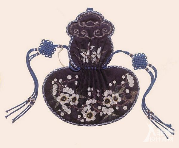 【设计教育】驱邪祈福的古代汉服配饰——香囊