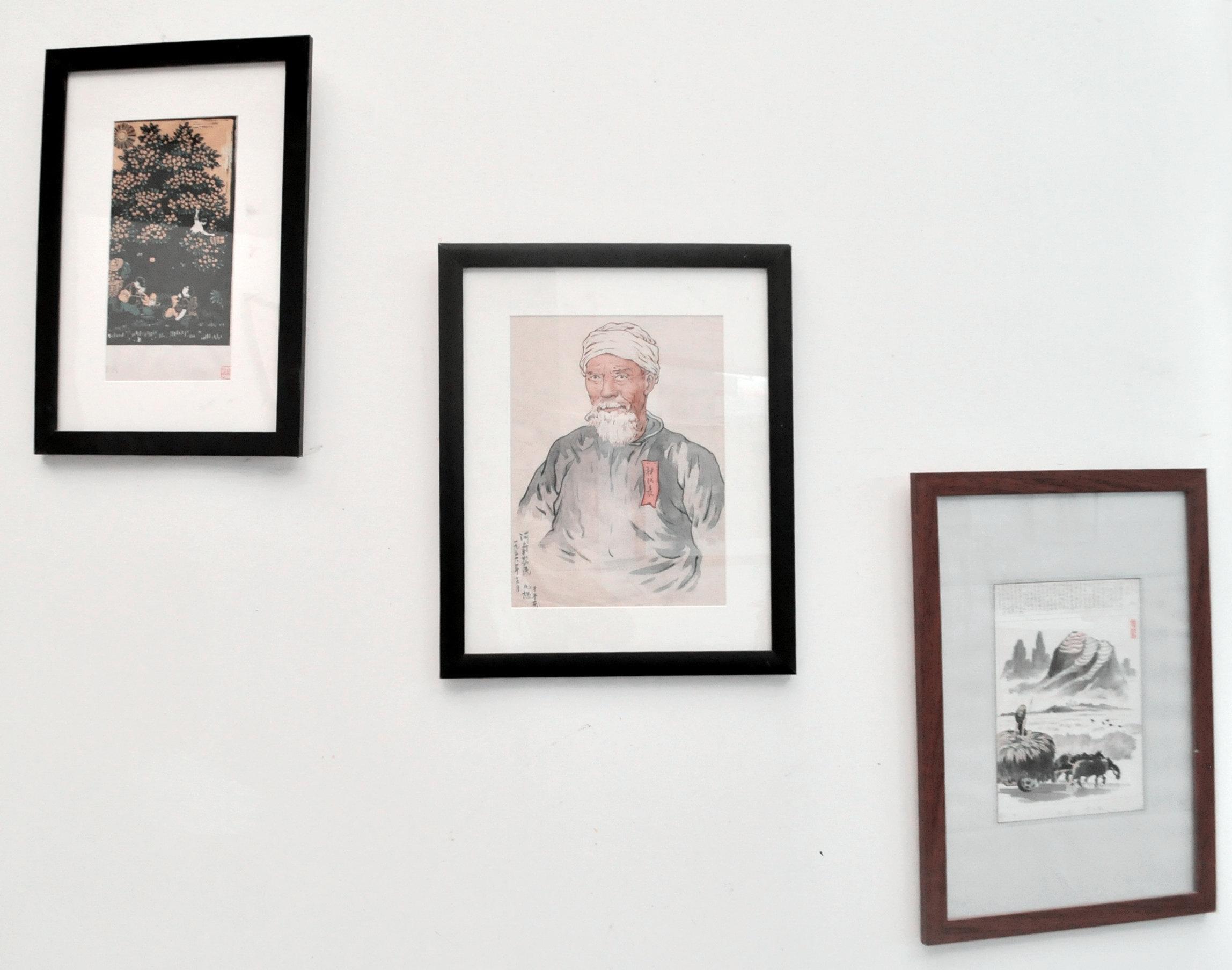 半个世纪的画迹——曾凡恕艺术作品展丨2015北京国际设计周