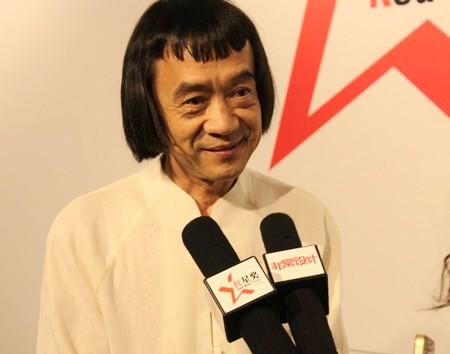 2015中国设计红星奖终评评审采访-朱小杰
