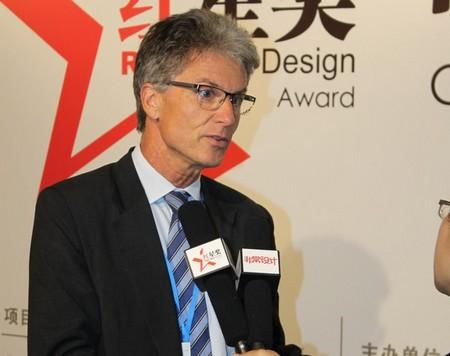 2015中国设计红星奖终评评审采访-阿诺·布隆巴赫