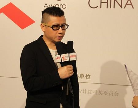 2015中国设计红星奖终评评审采访-杨明洁