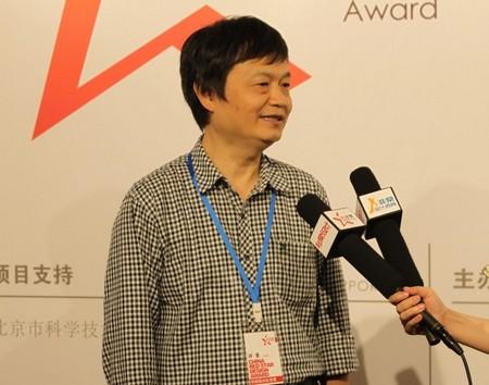 2015中国设计红星奖终评评审采访-何人可