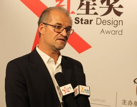 2015中国设计红星奖终评评审采访-Christian Schwankrug