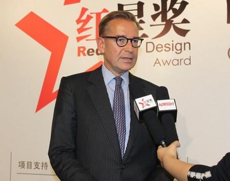 2015中国设计红星奖终评评审采访-Andrej Kupetz