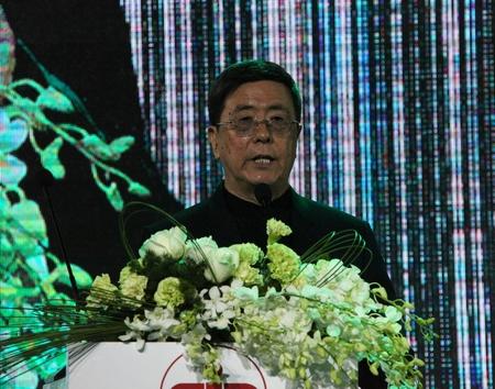 2015中国室内设计周颁奖盛典-中国室内装饰协会会长刘珝致辞