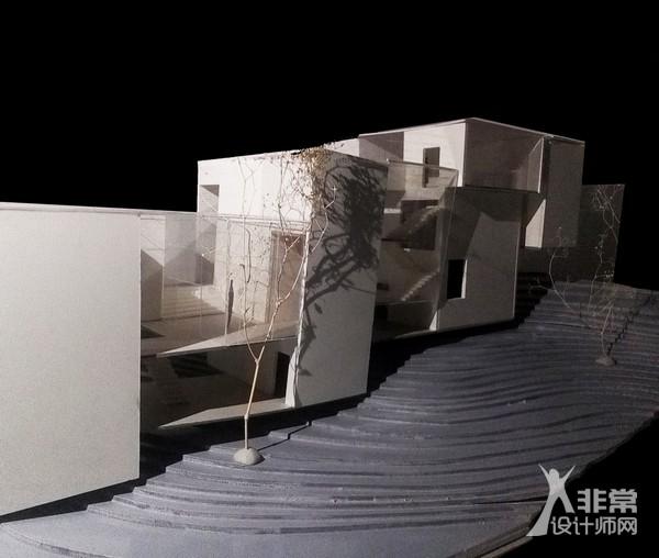 京郊民宿——关于山地居住建筑设计