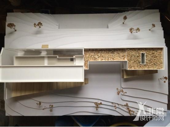 京郊民宿——山地居住建筑设计作品展示之山脊长屋