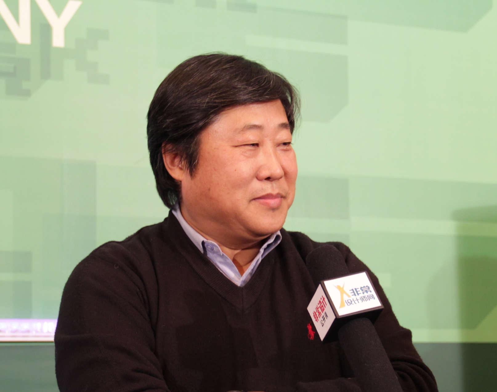 彭军:中国设计教育任重道远