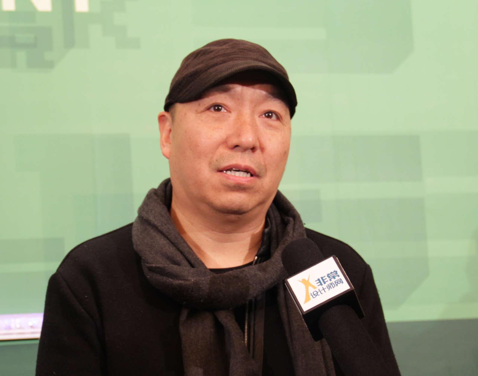 潘召南:多方位、多渠道培养设计人才