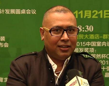 穆拉德:中国设计应多一些本土特色