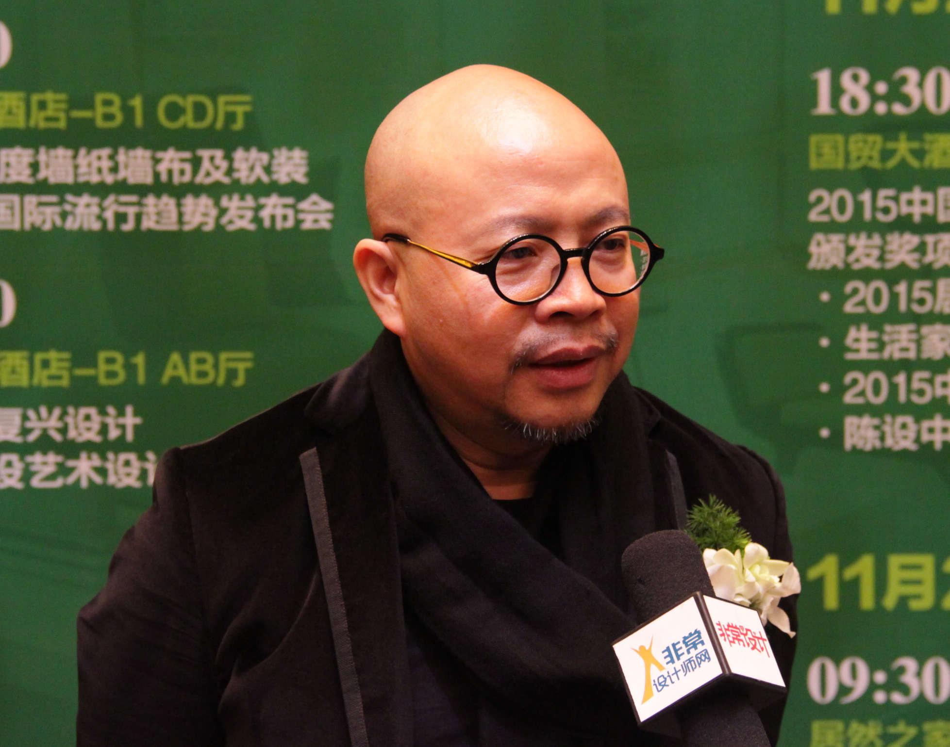 杨邦胜:共聚设计力量,为设计未来添砖加瓦
