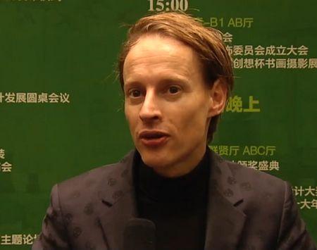 丹·罗斯格德:设计应提升生活品质 让城市更友善
