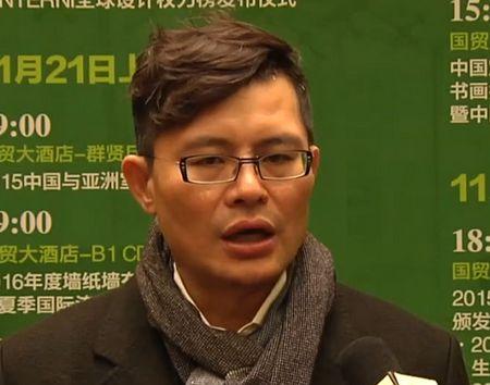 谢坤学:壮大设计力量 提升中国文化影响力