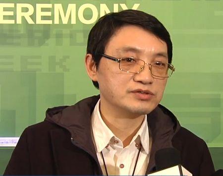 朱回瀚:抛弃土豪式思维方式 打造生态环保设计