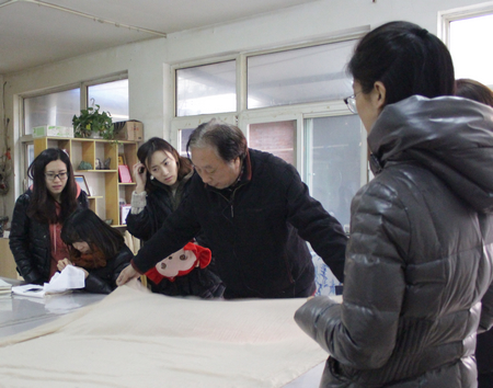 《中国传统植物染色》(实操课程:黄颜色染法)
