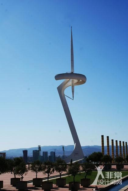 巴塞罗那聚光塔