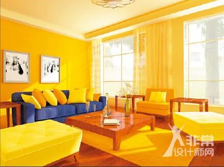 【非常笔记】《室内设计色彩法则》之配色方案