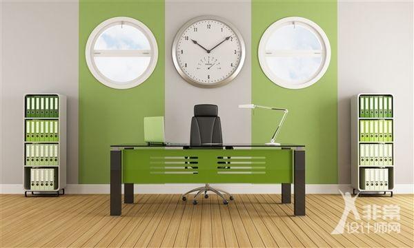 【设计分享】30款室内设计绿色配色方案应用
