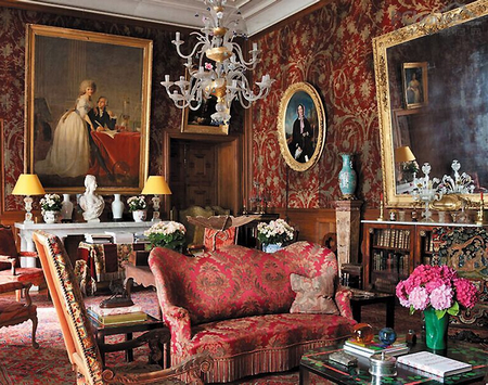曹岚:法式优雅的室内空间设计与工法