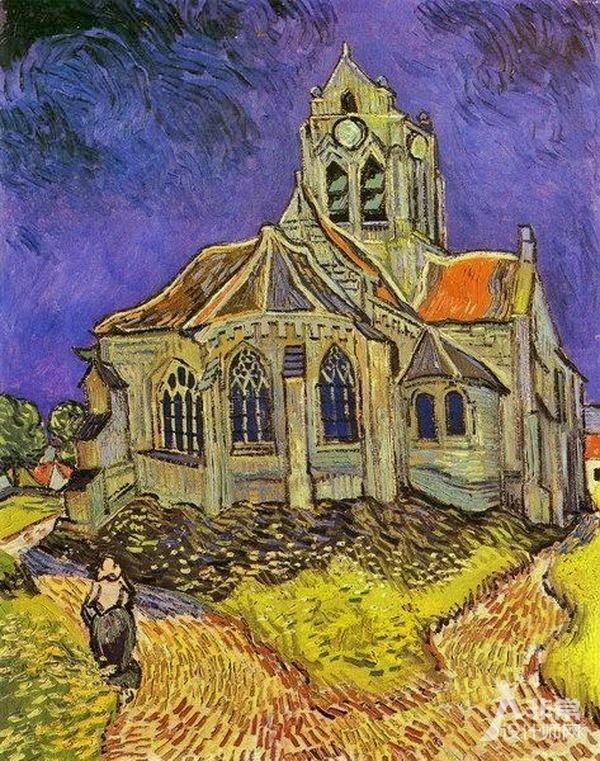 奥维尔的教堂
