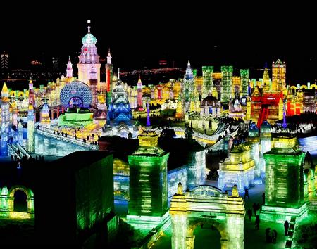 寻乡之旅——冰城哈尔滨