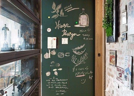 【设计盘点】40款涂鸦板装饰