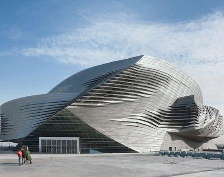 【设计分享】30款有特性的建筑外立面表皮
