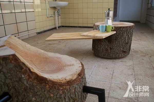 资讯 行业新闻 产品设计         木材作为家具最主要的材料,设计出的