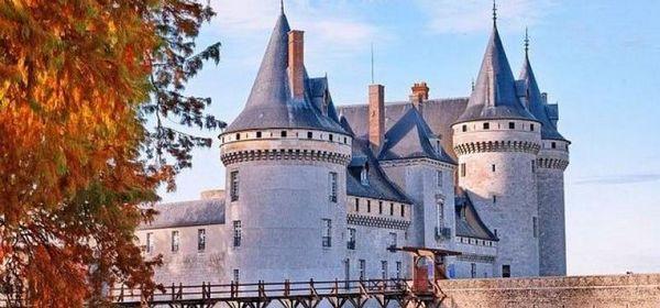 美不胜收,堪比中国故宫的法国城堡