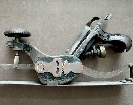 在博物馆,透过一件木工工具看见一场十九世纪的经济危机