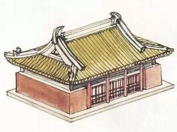屋顶是我国传统建筑造型一书中非常重要的构成因素。我国古代建筑的屋顶式样非常丰富,变化多端。等级低者有硬山顶、悬山顶,等级高者有庑殿顶、歇山顶。还有攒尖顶、卷棚顶,以及扇形顶、盔顶、盝顶、勾连搭顶、平顶、穹窿顶、十字顶等特殊的形式。不如跟小编来共同学习这些屋顶有什么区别。
