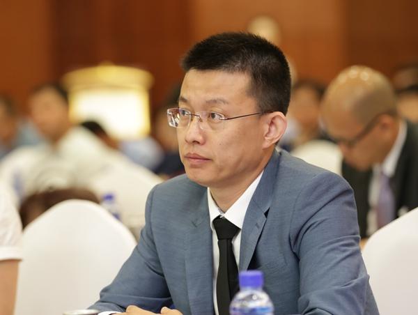 北京时代华宇科技董事长王震玮