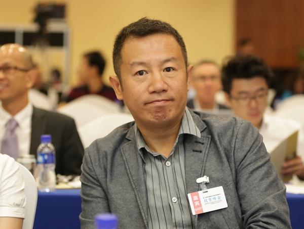 联想创新设计中心总监李凤朗