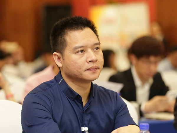 施米德智能科技有限公司副总裁林峰