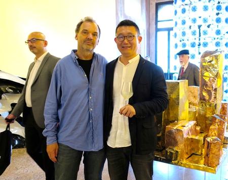 """朱志康:威尼斯建筑双年展展现""""最好的完美"""""""