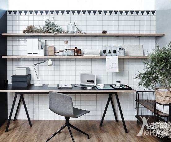 刘恺设计作品丨错落的极简空间