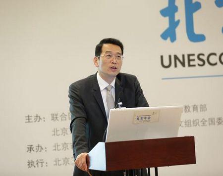 """陈跃华:科技创新与""""互联网+""""对于上海的影响"""