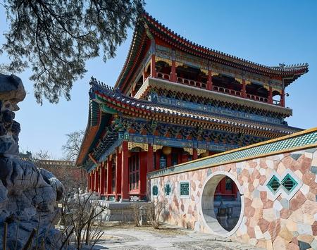 【每筑建文】王时伟:故宫建福宫花园复建工程