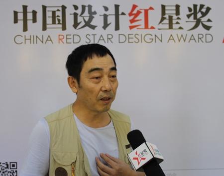 2016中国红星奖原创奖评审|马春东:中国设计奖项更能反映中国问题