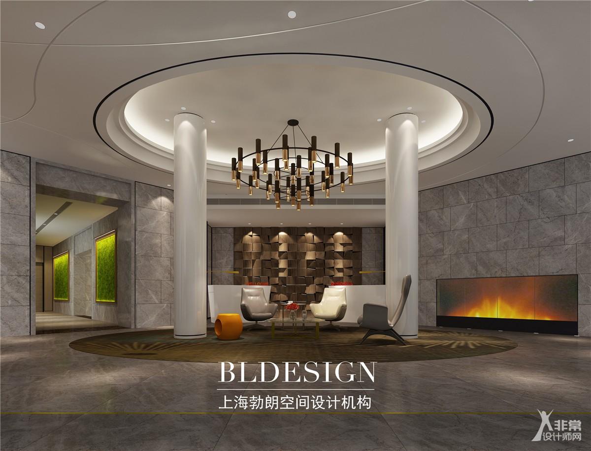 洛阳华尔晟精品商务酒店设计-洛阳有名的酒店设计公司