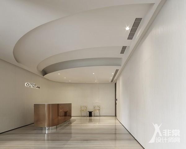 水相设计:时间就是金钱——钜亨网办公室设计