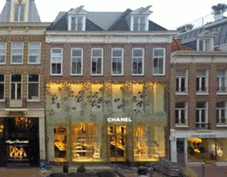 """传统建筑与现代设计建设的完美融合--香奈儿""""水晶宫"""""""