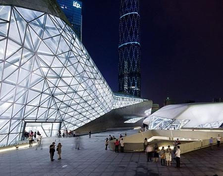 世界十大歌剧院--广州歌剧院