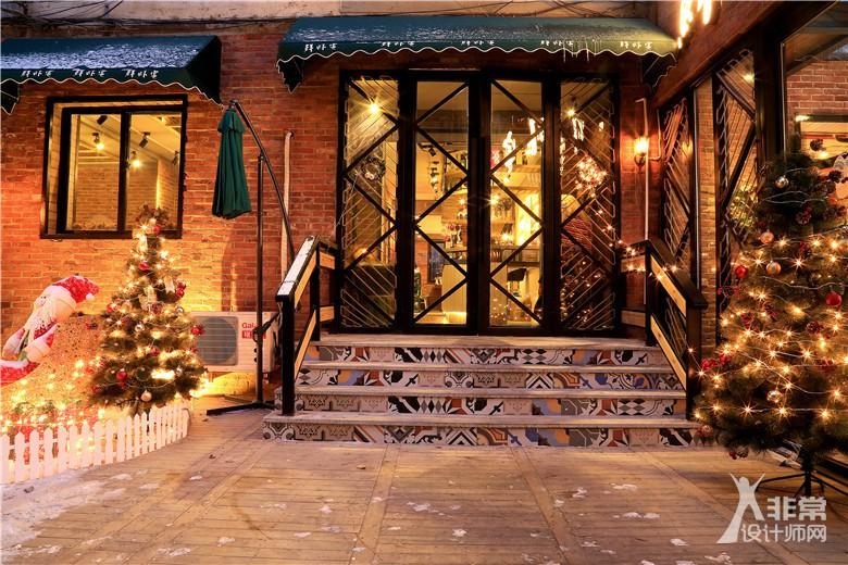 沈阳鲜虾宴主题餐厅设计实景照片新鲜出炉